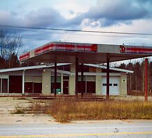 That Old Gas Station Again by Nazareth