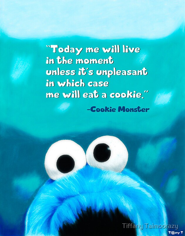 Cookie monster funny