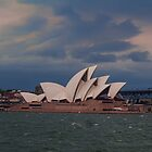 Sydney Opera House by Deborah McGrath