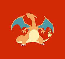 Charizard by Loxord