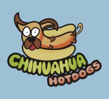Chihuahua Hot Dogs by TwinMaster