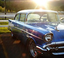 1957 Chevy Belair by Soviath