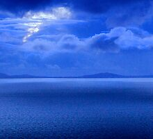 Out Towards the Western Isles by Mark Kenwood