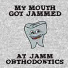 my mouth got jammed at jamm orthodontics by lewislinks