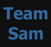 Team Sam by silverdragon