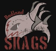 Badland Skags by k-bot
