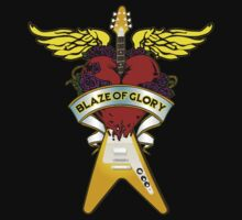 Bon Jovi - Blaze Of Glory by FreeYourArt