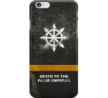 For the Chaos Gods iPhone Case/Skin