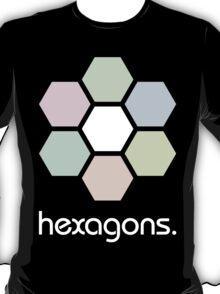 Hexagons T-Shirt