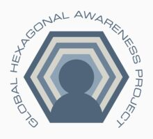 Global Hexagonal Awareness Project by hexagrahamaton