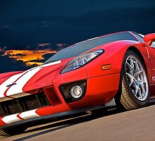 2011 Ford GT I by DaveKoontz