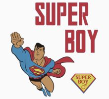 Super Boy T-Shirts & Hoodies by valenca