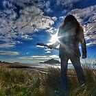 Rock n sun by Steve winters Photography