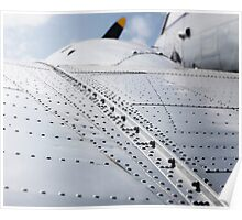 "Douglas C-47 ""Skytrain"" Poster"