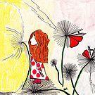 Dandelion Dreams by Alberto  DeJesus