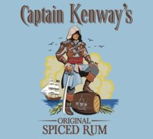 Captain Kenway's original rum by coinbox tees