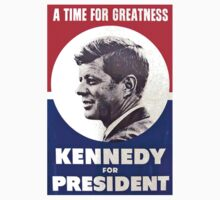 Kennedy for President by hvalentine