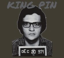 Larry King Mugshot  by hvalentine