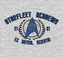 Star Trek - Starfleet Academy - Science by SedatedArtist