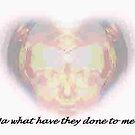 """My what have they done to me""? by Norma-jean Morrison"