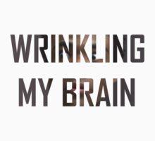 Community - It's wrinkling Troy by Geriperi
