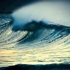 Wave power by Geraldine Lefoe