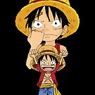 They Call Him Strawhat Luffy by Anuktoy