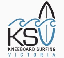 KSV Light T Pocket Logo by Kneeboard Surfing Victoria