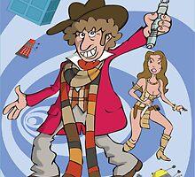 Dr. Who by Greg Vercoe