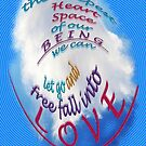 FREE Fall into LOVE ~ the CALENDAR by TeaseTees