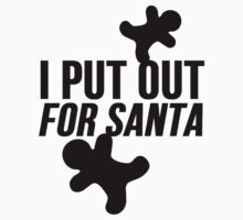 I Put Out For Santa ( Christmas Cookies ) by Alan Craker