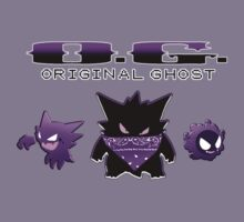 O.G. Ghost Pokemon by KingKoko