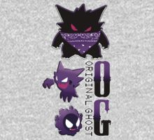 O.G. Ghost Pokemon 2 (shirt) by KingKoko