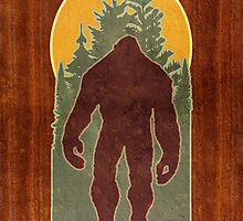 Bigfoot by cesstrelle