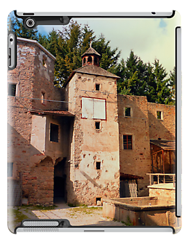 The ruins of Reichenau castle | architectural photography by Patrick Jobst