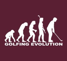 Golfing Evolution by TeesBox