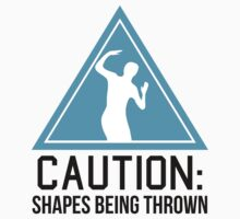 Caution: shapes being thrown by MegaLawlz