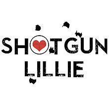 Shotgun Lillie by chebert11