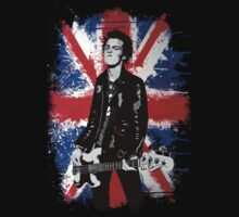 Union Jack Punk by ThreeSecond DesignandArt