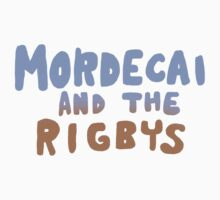 Mordecai and the Rigbys by SwiftWind
