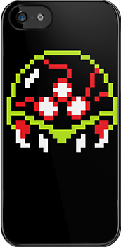 Metroid  8bit by Kokkoli