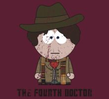 The Forth Doctor - Doctor Who (South Park) by robotplunger
