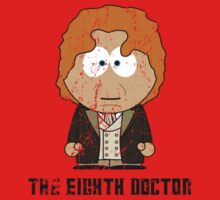 The Eight Doctor - Doctor Who (South Park) by robotplunger