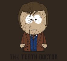The Tenth Doctor - Doctor Who (South Park) by robotplunger