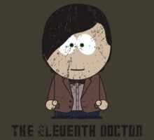 The Eleventh Doctor - Doctor Who (South Park) by robotplunger