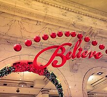 Believe by Kristen Glaser