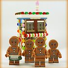 Merry Christmas From The Gingers  by minifignick
