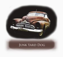 Junk Yard Dog by pjphoto181
