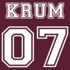 Viktor Krum Quidditch Jersey by teecup