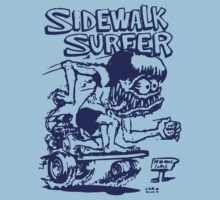 Sidewalk Surfin  by BUB THE ZOMBIE